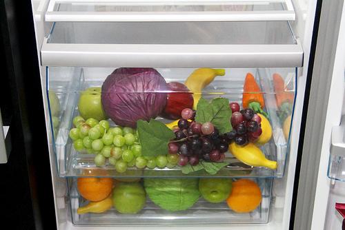 冰箱小常识:如何合理收纳果蔬室?